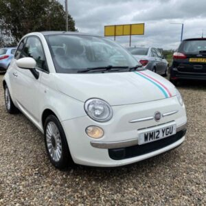 FIAT 500 1.2 Lounge 3dr [Start Stop]