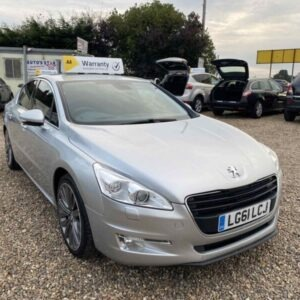 Peugeot 508 2.2 HDi 200 GT 4dr Auto